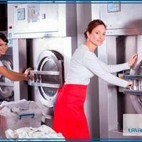 Lavanderia industrial para hotéis